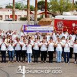 [IDDSMM]Campaña de Donación de Sangre en Todo el Mundo para Dar Vida con el Amor de la Pascua