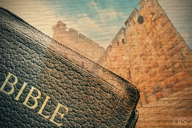 ¿De quién da testimonio la Santa Biblia ?[IDDSMM]
