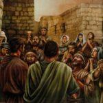 (IDDSMM) Alzan unánimes la voz en oración a Dios-Hechos 4:1~31