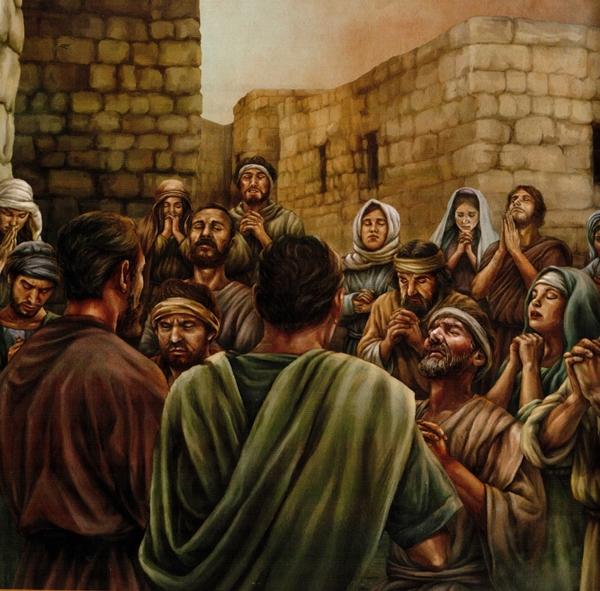Jesucristo(IDDSMM, Madre celestial)